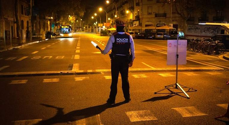 Catalonia Lifts The Night Curfew But Maintains Rest Of The Restrictions