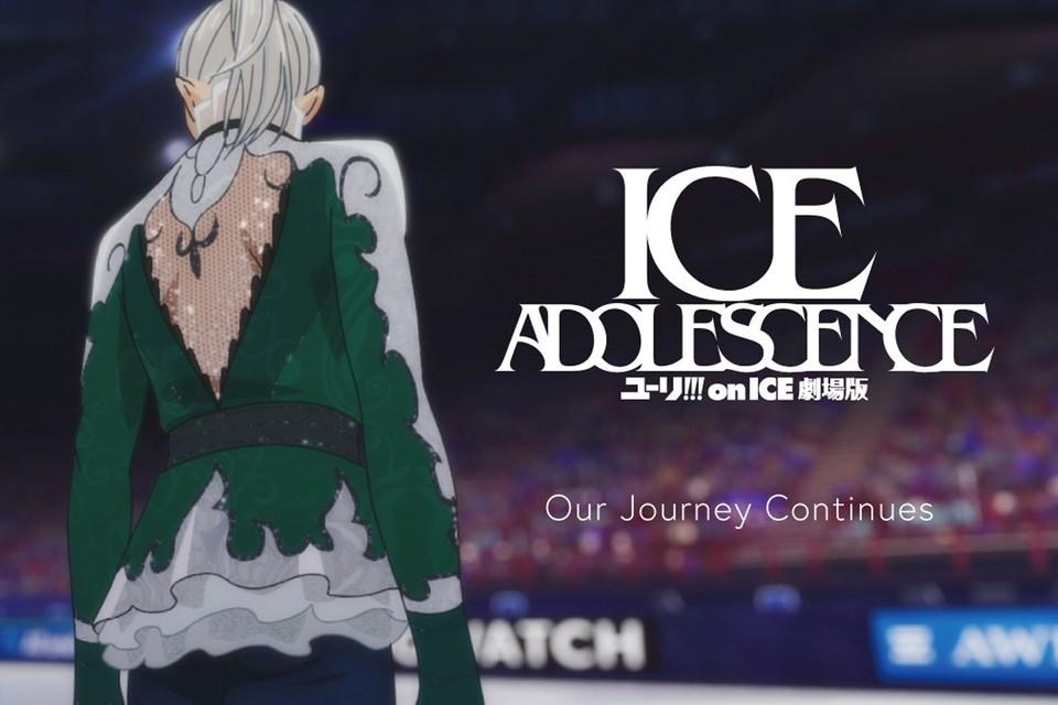 Yuri On Ice: Ice Adolescence