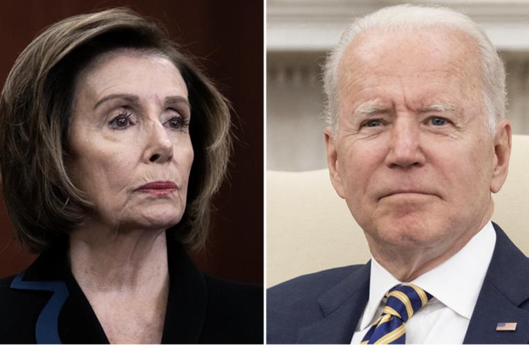 Pelosi Delays Vote on Biden's Infrastructure Bill in Defeat for Democrats