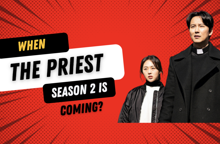 The Fiery Priest Season 2 Release Date, Plot, Cast, Trailer, And More