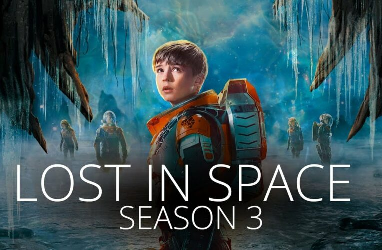 Lost in Space season 3 Release Date, Cast, and More