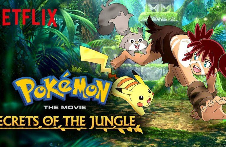 Pokemon Secrets of the Jungle Releasing Today